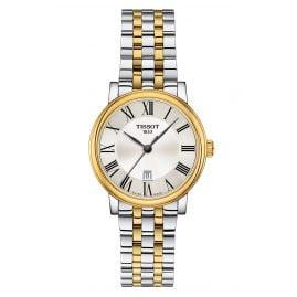 Tissot T122.210.22.033.00 Women's Wristwatch Carson Premium Lady