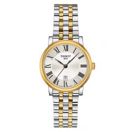 Tissot T122.210.22.033.00 Damen-Armbanduhr Carson Premium Lady