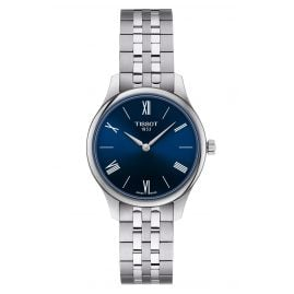 Tissot T063.209.11.048.00 Damen-Armbanduhr Tradition 5.5 Lady Blau