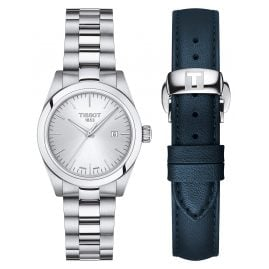 Tissot T132.010.11.031.00 Ladies' Watch T-My Quartz with Blue Exchange Strap