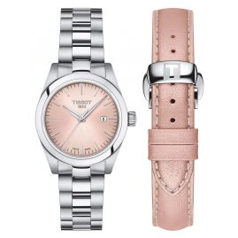 Tissot T132.010.11.331.00 Ladies' Watch T-My Quartz with Rose Exchange Strap