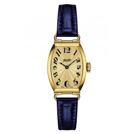 Tissot T128.109.36.022.00 Damen-Armbanduhr Heritage Porto Klein Blau