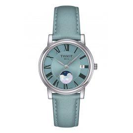 Tissot T122.223.16.353.00 Women's Watch Carson Premium Lady Moon Phase