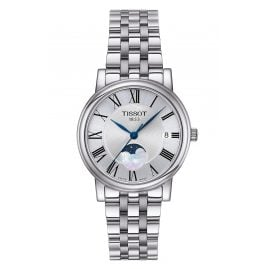 Tissot T122.223.11.033.00 Women's Watch Carson Premium Lady Moonphase