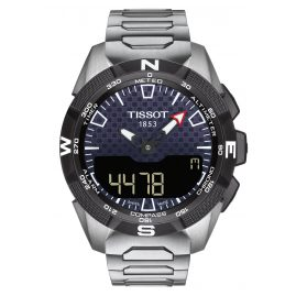 Tissot T110.420.44.051.00 Men's Sports Watch T-Touch Expert Solar II