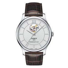 Tissot T063.907.16.038.00 Herrenuhr Tradition Automatic Open Heart