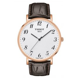 Tissot T109.610.36.032.00 Men's Wristwatch Everytime Large Quartz