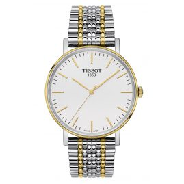 Tissot T109.410.22.031.00 Wristwatch Everytime Quartz Two-Tone