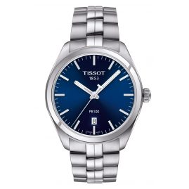 Tissot T101.410.11.041.00 Men's Wristwatch PR 100