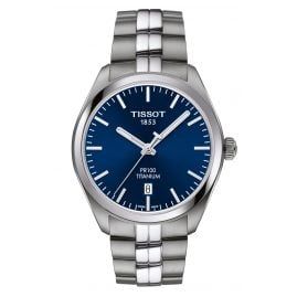 Tissot T101.410.44.041.00 Men's Watch PR 100 Titanium