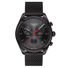 Tissot T101.417.33.051.00 Men's Wristwatch PR 100 Chronograph