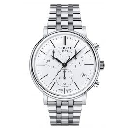 Tissot T122.417.11.011.00 Herrenuhr Carson Premium Chronograph