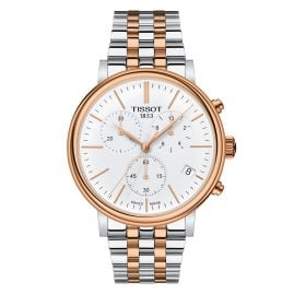 Tissot T122.417.22.011.00 Men´s Watch Carson Premium Chronograph