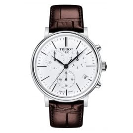 Tissot T122.417.16.011.00 Men´s Wristwatch Carson Premium Chronograph