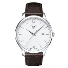 Tissot T063.610.16.037.00 Herrenuhr Tradition