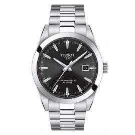 Tissot T127.407.11.051.00 Herren-Armbanduhr Gentleman Powermatic 80 Silicium