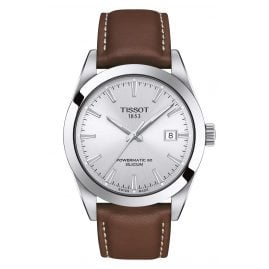 Tissot T127.407.16.031.00 Automatic Watch Gentleman Powermatic 80 Silicium