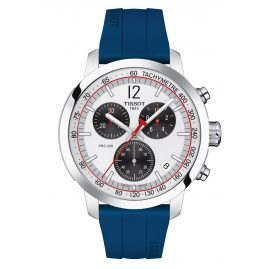 Tissot T114.417.17.037.00 Herrenuhr PRC 200 Chronograph IIHF Special Edition