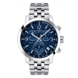 Tissot T114.417.11.047.00 Men's Watch PRC 200 Chronograph Blue