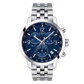 Tissot T114.417.11.047.00 Herrenuhr PRC 200 Chronograph Blau