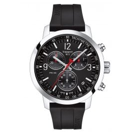 Tissot T114.417.17.057.00 Men's Watch PRC 200 Chronograph Black