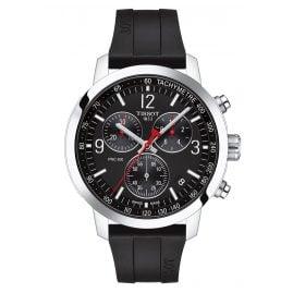 Tissot T114.417.17.057.00 Herrenuhr PRC 200 Chronograph Schwarz