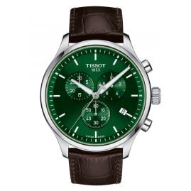 Tissot T116.617.16.091.00 Men's Watch Chrono XL Classic Brown/Green