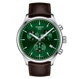 Tissot T116.617.16.091.00 Herrenuhr Chrono XL Classic Braun/Grün