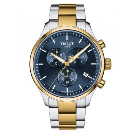 Tissot T116.17.22.041.00 Men's Watch Chrono XL Classic Two-Colour