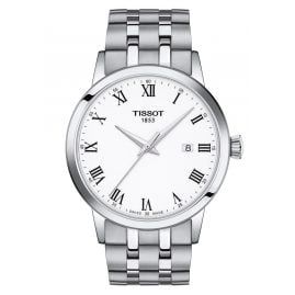 Tissot T129.410.11.013.00 Men's Watch with Steel Bracelet Classic Dream