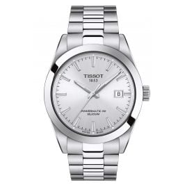 Tissot T127.407.11.031.00 Herrenuhr Gentleman Powermatic 80 Silicium