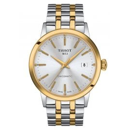 Tissot T129.407.22.031.01 Men's Automatic Watch Classic Dream Two-Colour