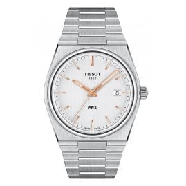 Tissot T137.410.11.031.00 Men's Watch PRX 40 205 Two-Colour