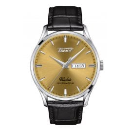Tissot T118.430.16.021.00 Automatic Watch Heritage Visodate Powermatic 80