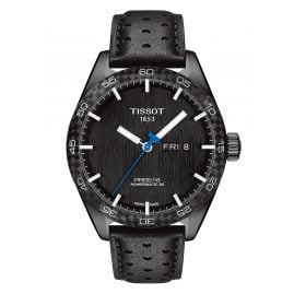 Tissot T100.430.36.051.02 Men's Watch PRS516 Powermatic 80 Black