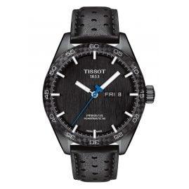 Tissot T100.430.36.051.02 Herrenuhr PRS516 Powermatic 80 Schwarz