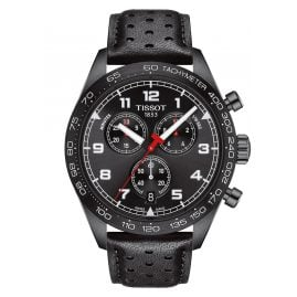Tissot T131.617.36.052.00 Men's Chronograph PRS516 Black