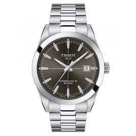 Tissot T127.407.11.061.01 Herren-Armbanduhr Gentleman Powermatic 80 Silicium