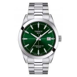 Tissot T127.407.11.091.01 Men's Watch Gentleman Powermatic 80 Silicon