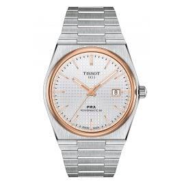 Tissot T137.407.21.031.00 Men's Watch Automatic PRX Powermatic 80 Two-Colour