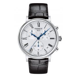 Tissot T122.417.16.033.00 Herren-Armbanduhr Carson Premium Chronograph