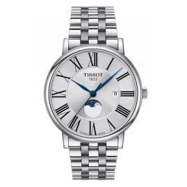 Tissot T122.423.11.033.00 Men's Watch Carson Premium Gent Moonphase