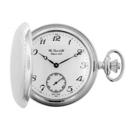 Tissot T83.6.402.12 Pocket Watch Savonette Mechanical