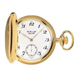 Tissot T83.4.402.12 Pocket Watch Savonette Manual Winding