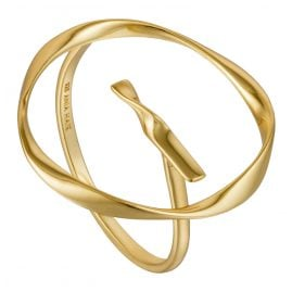 Ania Haie R015-01G Ladies´ Ring Twist Circle