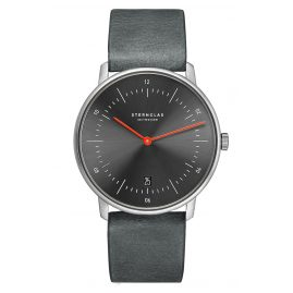 Sternglas SNQ41/311 Wristwatch Naos Edition Basalt