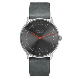 Sternglas SNQ41/311 Armbanduhr Naos Edition Basalt