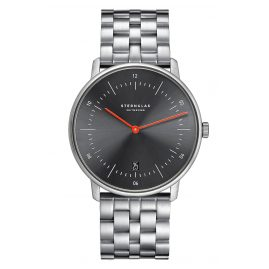 Sternglas SNQ41/500 Wristwatch Naos Edition Basalt
