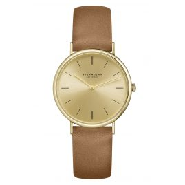 Sternglas SSJ32/605 Women's Watch Sinja Gold/Camel