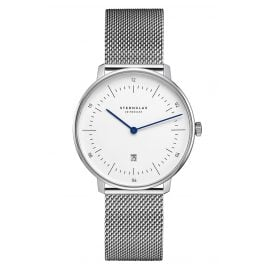Sternglas SND01/400 Ladies' Watch Naos XS silver tone